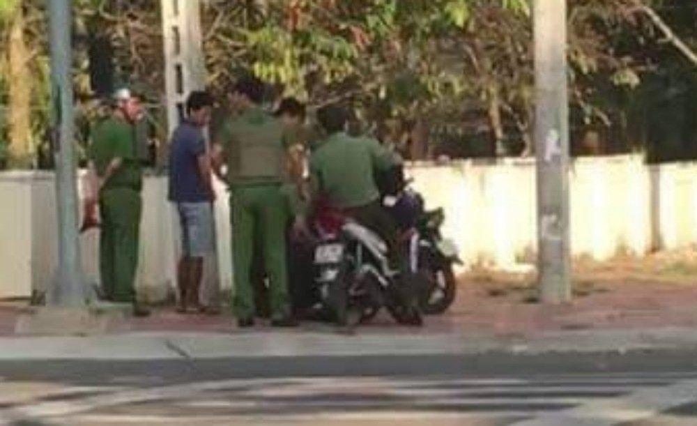 Nổ súng ở UBND phường, 1 người chết: Nghi phạm hung hãn khống chế nhiều người-2