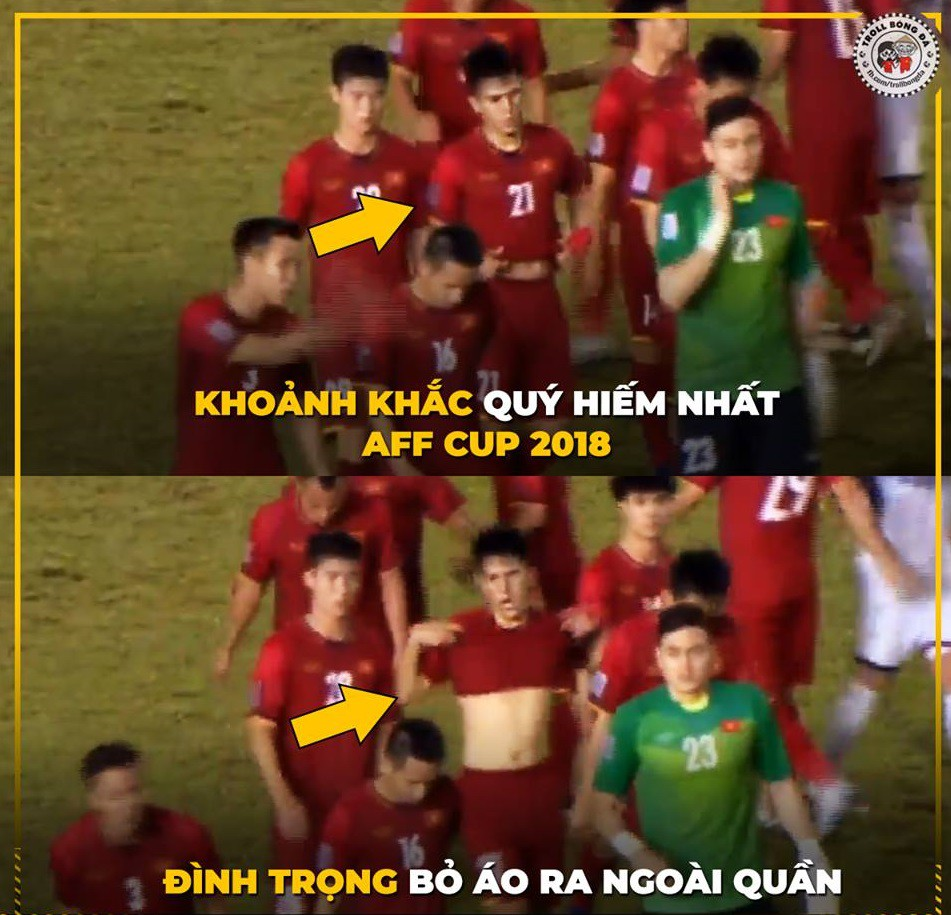 Khoảnh khắc quý hiếm AFF Cup: Chờ cả thanh xuân để thấy Đình Trọng bỏ sơ vin-9