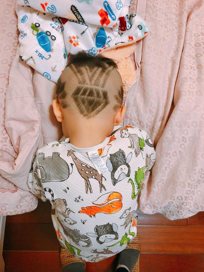 Đã tìm ra cậu bé chất chơi nhất Việt Nam, 4 tuổi đã sở hữu hàng chục kiểu tóc có một không hai-8