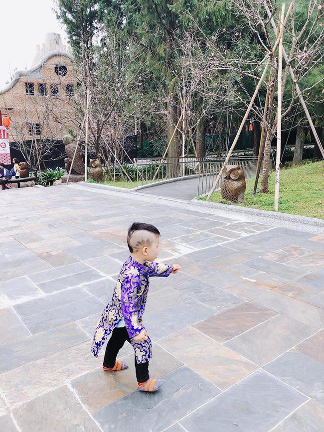 Đã tìm ra cậu bé chất chơi nhất Việt Nam, 4 tuổi đã sở hữu hàng chục kiểu tóc có một không hai-6