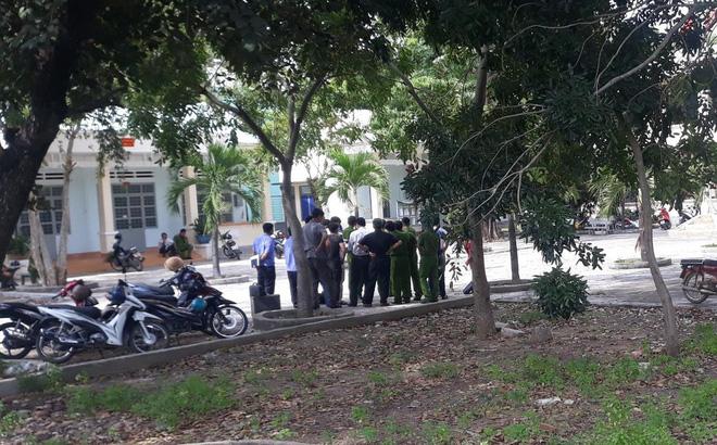 Vụ Phó chủ tịch HĐND phường bị bắn chết: Trước ngày xảy ra án mạng, nạn nhân và hung thủ cùng chơi bóng chuyền-1