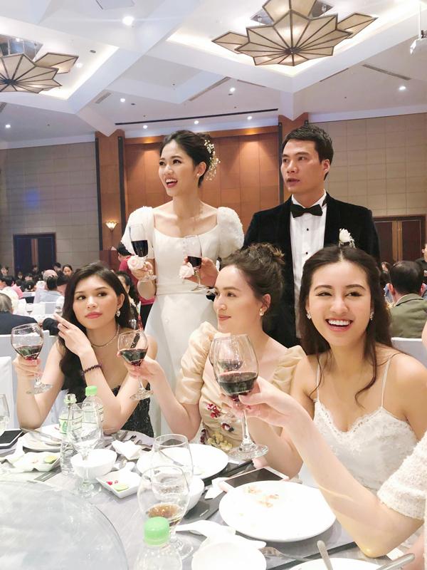 Thực đơn trong đám cưới của Á hậu Thanh Tú và chồng doanh nhân có gì đặc biệt?-4