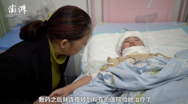 Bé gái 7 tuổi bỏng nặng vì mẹ đổ nước sôi vào người, hé lộ bi kịch gia đình-2