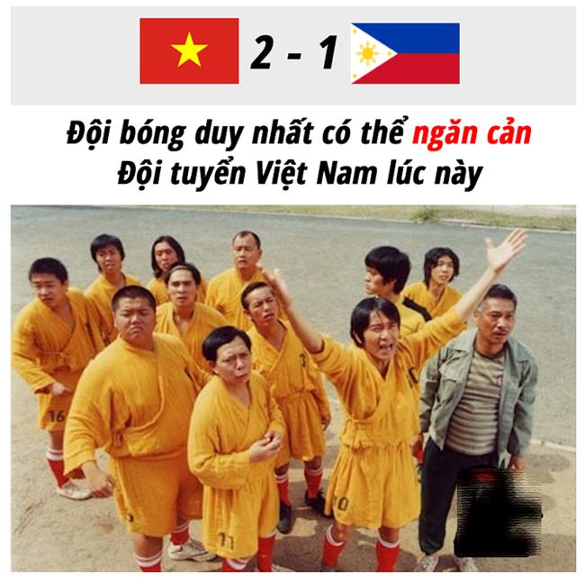 Việt Nam hạ Philippines, cư dân mạng sục sôi chế ảnh ăn mừng-8