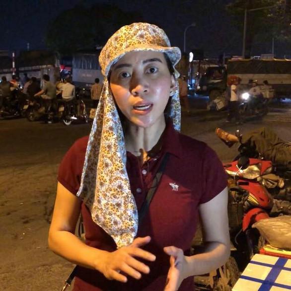 2 nữ nhà báo điều tra vụ thu tiền bảo kê chợ Long Biên bị dọa giết cả nhà-3