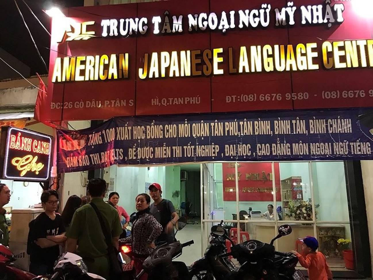 """Trung tâm ngoại ngữ ở Sài Gòn bị tố lừa đảo""""-2"""
