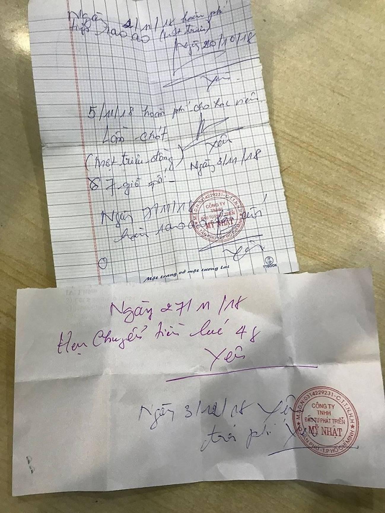 """Trung tâm ngoại ngữ ở Sài Gòn bị tố lừa đảo""""-3"""