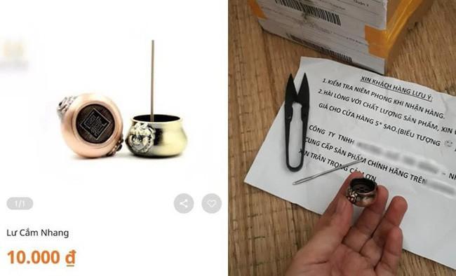 Mua hàng online truyền kỳ: Rõ ràng nhận hàng y hình, nhưng muốn dùng được thì phải mượn đèn phóng to của Doraemon-2