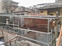 Cháy lớn gần Bệnh viện Nhi Trung ương: Vì sao các hộ dân không được sửa lại nhà hư hỏng?