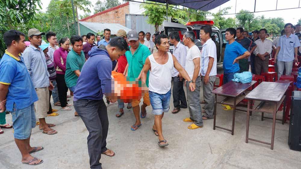 Vụ bắn nữ Phó chủ tịch HĐND phường: Người vợ nói về quan hệ hai người-2