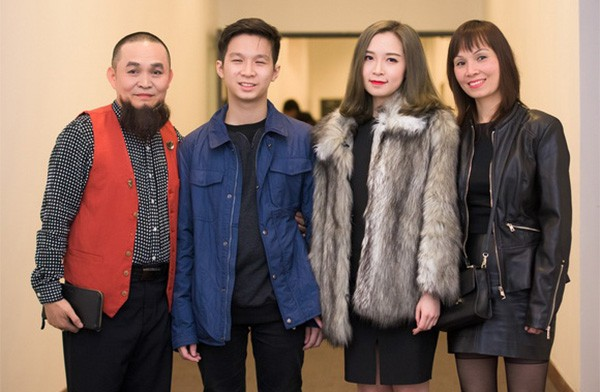 Danh hài Xuân Hinh lần đầu tiết lộ về tính cách của bà xã, thừa nhận vợ là người có tiền, con cái về phe bà ấy hết-4