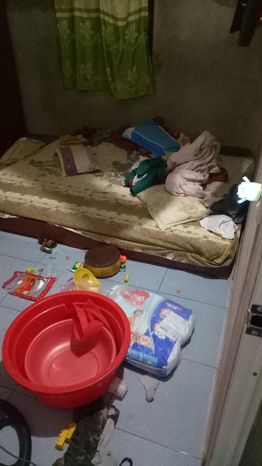 Vắng nhà 2 ngày, vợ trẻ bàng hoàng với kết quả chồng để nhà cửa như bãi rác với lý do không phải osin-1