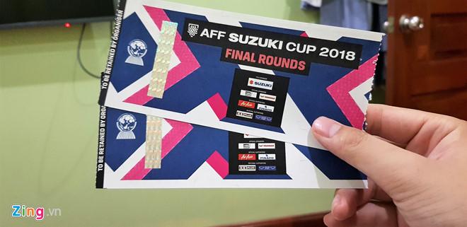 Học trò của ông Park Hang Seo cần thêm vé trận bán kết AFF Cup-1