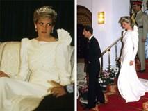 Chiếc đầm của Công nương Diana: được mua tại cửa hàng đồ