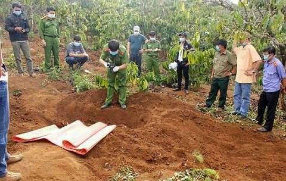 Lời khai rợn người của nhóm nghi can giết người, chôn xác ở Sài Gòn-2
