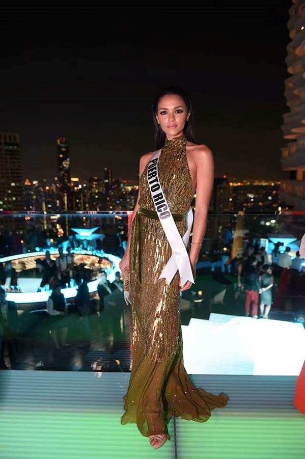 Miss Universe: HHen Niê nổi bật, Hoa hậu Albania bị chê vì khoe thân-13