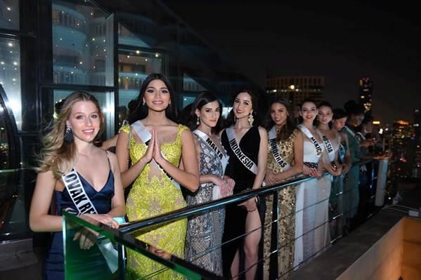 Miss Universe: HHen Niê nổi bật, Hoa hậu Albania bị chê vì khoe thân-15