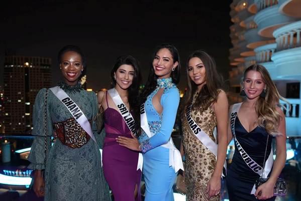 Miss Universe: HHen Niê nổi bật, Hoa hậu Albania bị chê vì khoe thân-16