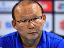 HLV Park Hang Seo nhắc tuyển Việt Nam nhớ bài học thất bại năm 2014