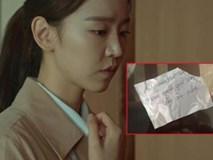 Mẹ chồng để lại mẩu giấy dặn dò ông xã, con dâu đọc được mà rơi nước mắt