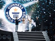 Anh em Quốc Cơ - Quốc Nghiệp xác lập kỉ lục Guiness Thế giới tại Ý với thành tích ấn tượng