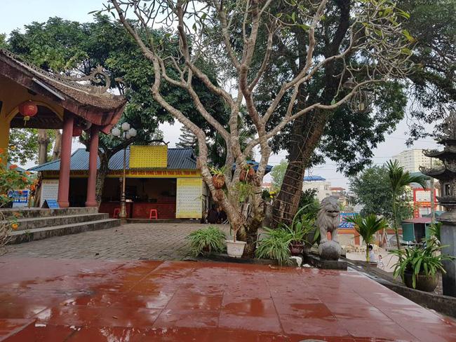 Thái Nguyên: Nam thanh niên vào chùa bắn 7 phát chỉ thiên rồi dùng dao tự sát-3