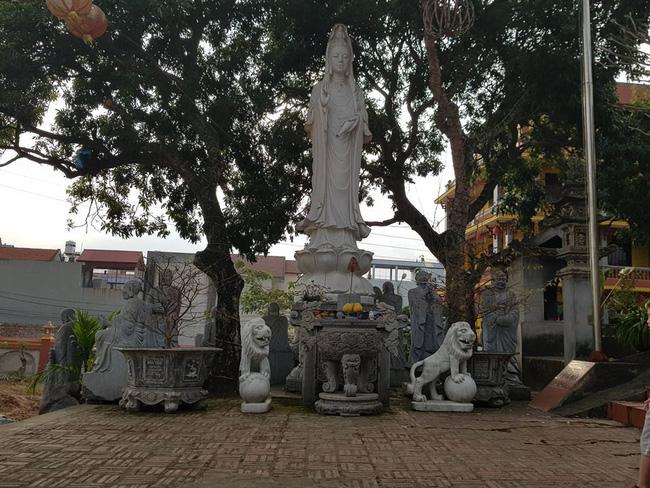 Thái Nguyên: Nam thanh niên vào chùa bắn 7 phát chỉ thiên rồi dùng dao tự sát-6