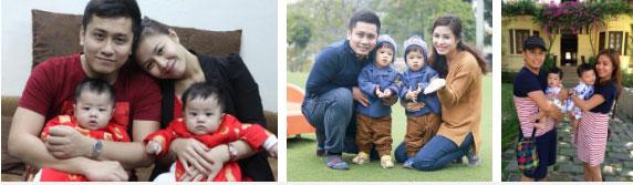 Giữa lúc MC Hoàng Linh bị mỉa mai bỏ cả con để lấy chồng mới thì chồng cũ Trung Nghĩa lại có hành động này-3