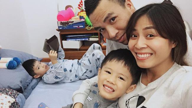 Giữa lúc MC Hoàng Linh bị mỉa mai bỏ cả con để lấy chồng mới thì chồng cũ Trung Nghĩa lại có hành động này-4