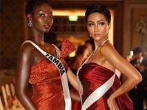 H'Hen Niê lại làm khuynh đảo Vogue Thái với nhan sắc không đụng hàng