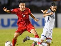 Tuyển Việt Nam có thể phải đá hiệp phụ với Philippines tại bán kết AFF Cup 2018