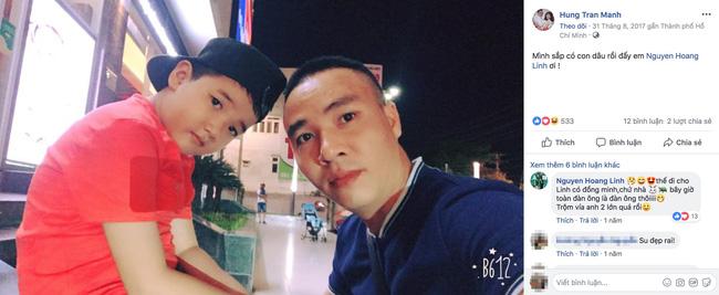 Chồng sắp cưới rất yêu thương con riêng của Hoàng Linh, còn nữ MC đối xử với con riêng của Mạnh Hùng như thế nào?-10