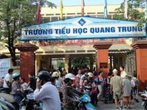 Cô giáo Hà Nội tường trình: