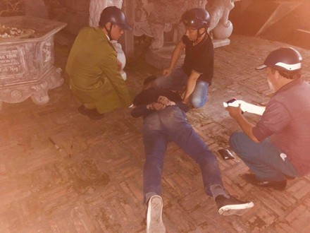 Vụ xả súng kinh hoàng tại chùa ở Thái Nguyên: Lời kể của nhân chứng-1