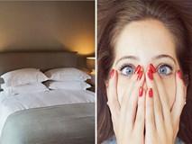 Ngủ quên trong ký túc xá của bạn trai, cô gái đau đớn phát hiện điều khủng khiếp khi tỉnh dậy