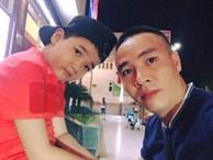 Chồng sắp cưới rất yêu thương con riêng của Hoàng Linh, còn nữ MC đối xử với con riêng của Mạnh Hùng như thế nào?