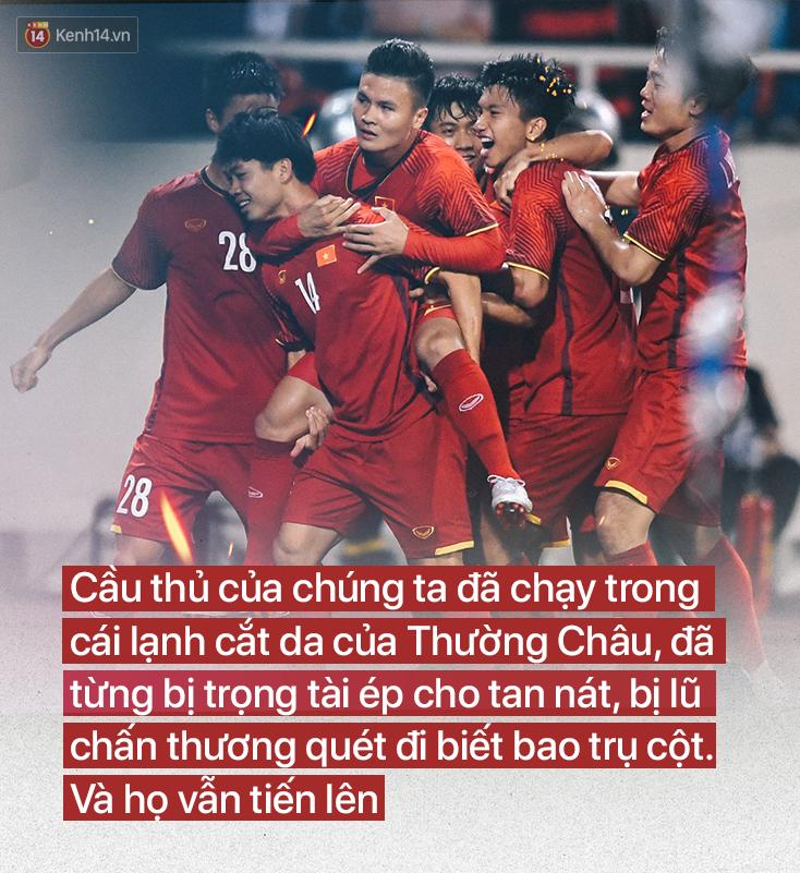 Đội tuyển Việt Nam: Vô địch, cần phải vô địch-4
