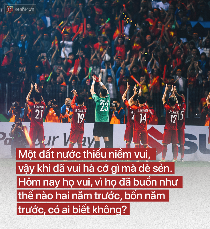 Đội tuyển Việt Nam: Vô địch, cần phải vô địch-6