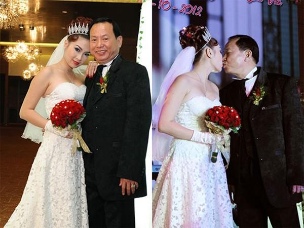 Á hậu sexy, ly hôn chồng đại gia hơn 24 tuổi sau 2 tuần kết hôn giờ ra sao?-2