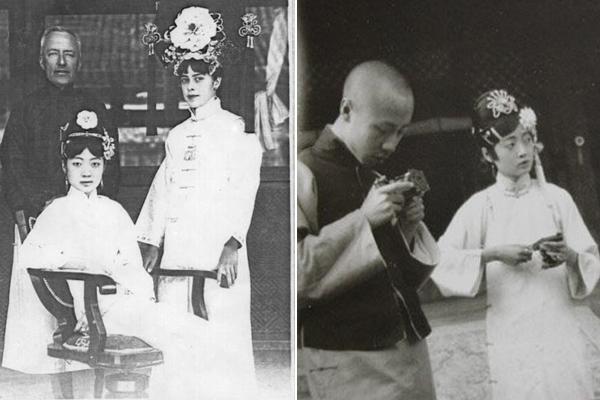 Nhan sắc nữ nhân bá đạo nhất triều Thanh: Nghiện khỏa thân, dám ly dị vua, thậm chí bán nước...-1