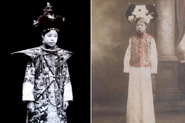Nhan sắc nữ nhân bá đạo nhất triều Thanh: Nghiện khỏa thân, dám ly dị vua, thậm chí bán nước...-5