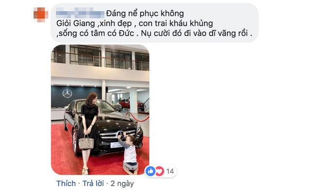 Anti-fan thi nhau vào Facebook Kỳ Hân khoe Ly Kute vừa mua xe tiền tỷ, bà xã Mạc Hồng Quân chọn cách này để đáp trả-2