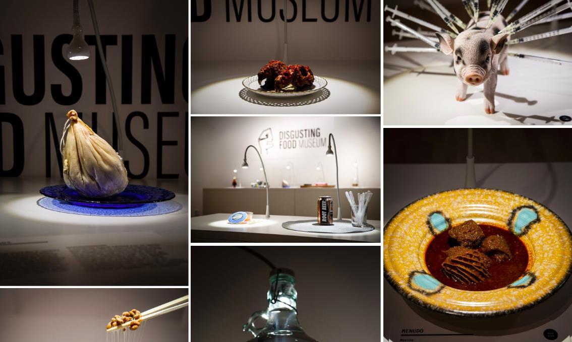 Thuỵ Điển thành lập bảo tàng: Những loại thức ăn kinh dị nhất thế giới, có tới 5 món quen ở Việt Nam được trưng bày-1