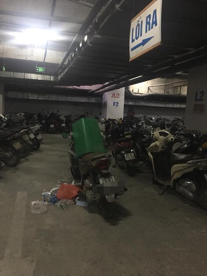 Nửa đêm xuống hầm gửi xe, nhiều người không khỏi kinh ngạc với cảnh tượng trước mắt-4
