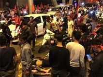 Tai nạn giao thông liên tiếp trong lúc CĐV xuống đường ăn mừng chiến thắng Việt Nam - Philippines