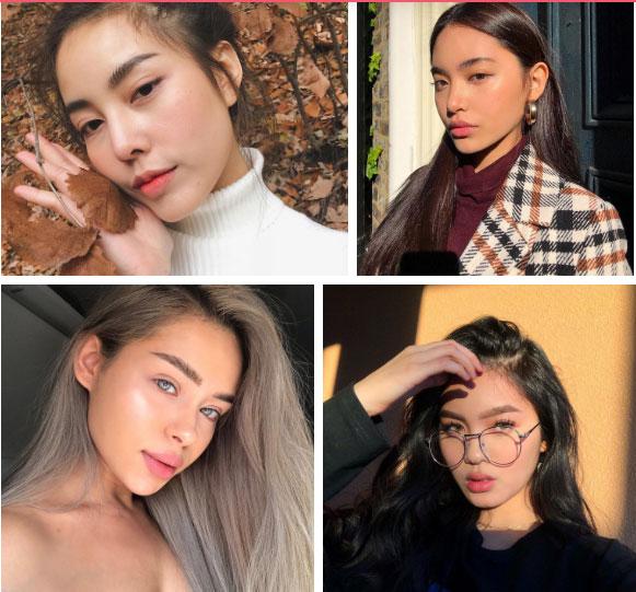 Năm 2019, cách kẻ lông mày sắc lẹm đã lỗi thời, thay vào đó là một xu hướng đầy bất ngờ-4