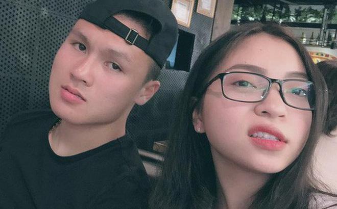 Chuyện tình may mắn của Quang Hải và bạn gái thích khoe vòng ba-9