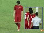 Bức ảnh HLV đội tuyển Philippines lặng lẽ rời sân sau trận thua Việt Nam gây bão-3