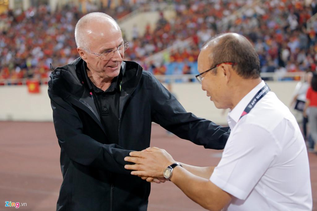 Vì sao Sven-Goran Eriksson thua trước Park Hang Seo tại Mỹ Đình?-1