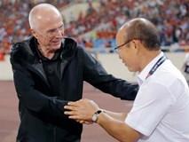 Vì sao Sven-Goran Eriksson thua trước Park Hang Seo tại Mỹ Đình?